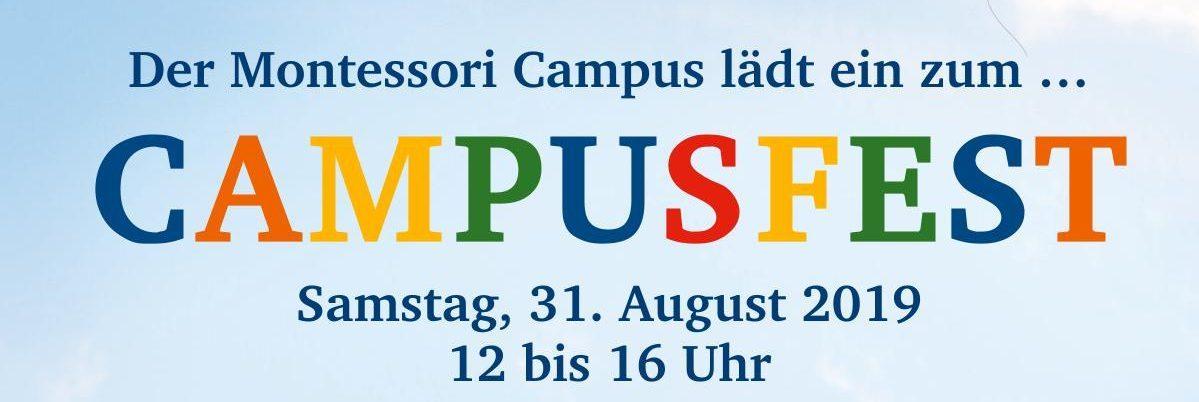 Campusfest, 31.08.2019
