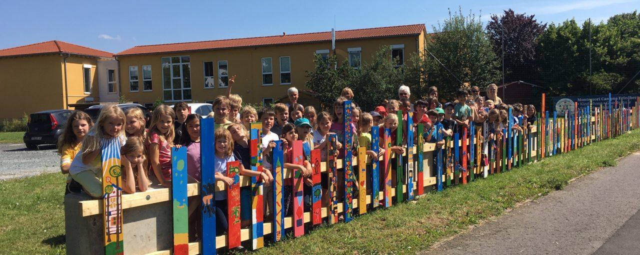 Projekttage in der Montessori Grundschule