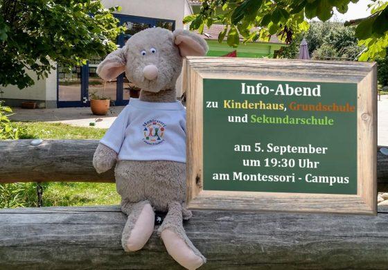 Info-Abend am 5. September