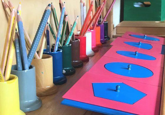 Wozu dient das Montessori-Material? Warum ist es so wichtig?