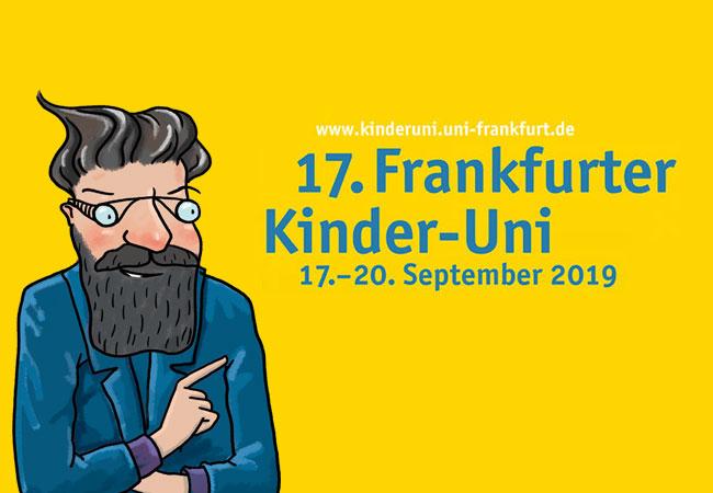 17. Frankfurter Kinder-Uni - und unsere Igel mittendrin!