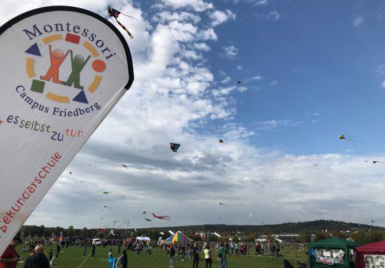 Drachenfest Bad Nauheim 2019 - wir waren auch dabei!