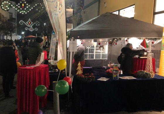 Bad Nauheim leuchtet, Bergweihnacht und Karbener Nikolausmarkt - wir machen mit!