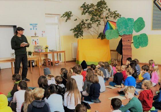 Abenteuer am Montessori-Campus oder wenn Schule nur immer so (ent-)spannend wäre 😉