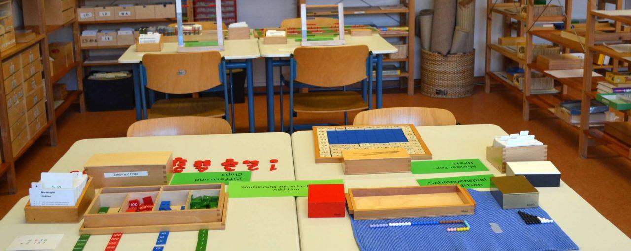 Neue Arbeitsbretter für die Grundschule