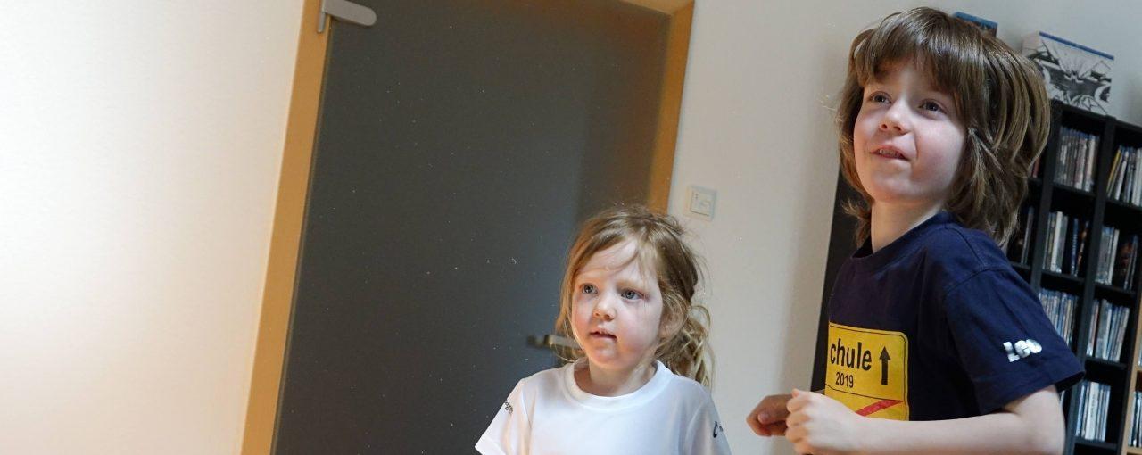 Unterricht zu Hause mit Mama - Teil 3