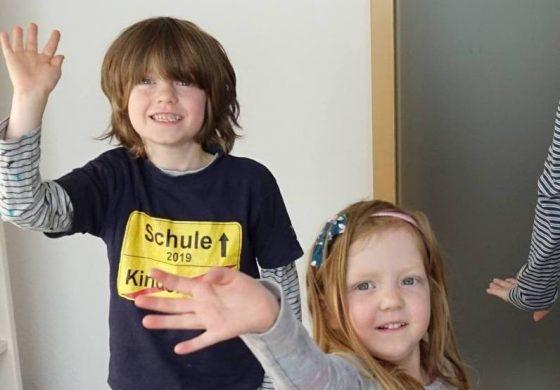 Unterricht zu Hause mit Mama - Teil 2
