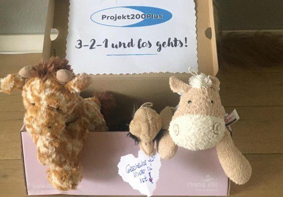 Weihnachtspäckchen für Kinder in Not Sammelaktion