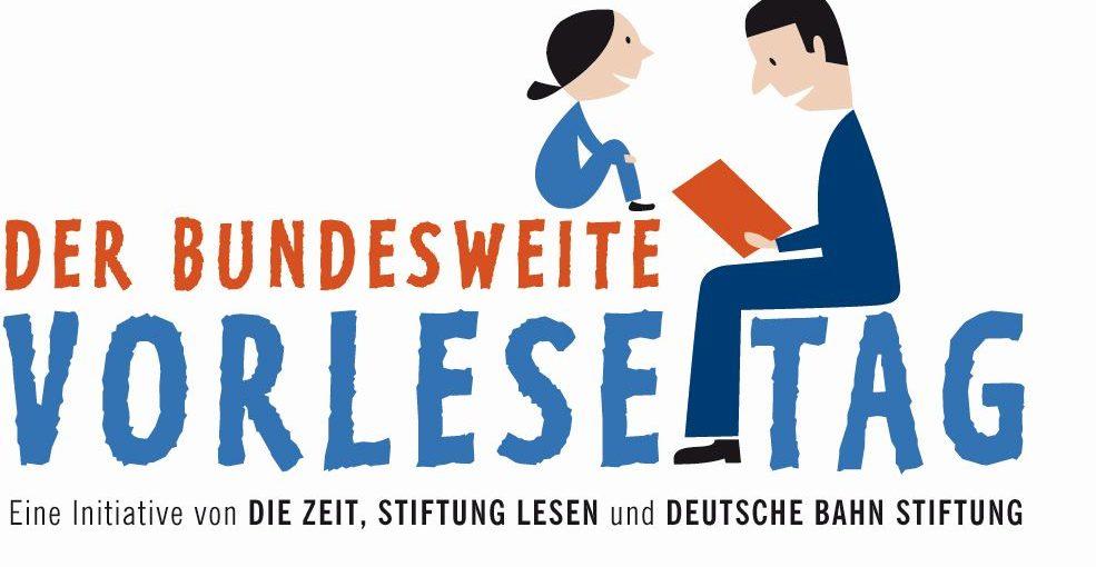 Vorlesetag in der Grundschule und im Kinderhaus